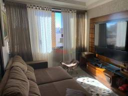 QI 12, excelente apartamento reformado com 02 quartos à venda - Guará / DF