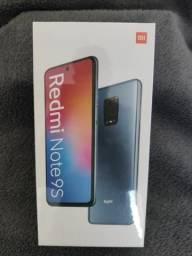 Inigualável! Redmi Note 9S da Xiaomi. Novo lacrado com garantia e entrega