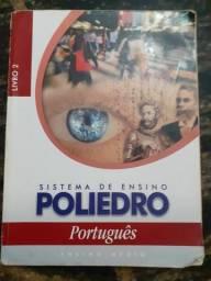 Livro De Português Sistema de Ensino Poliedro Ensino médio