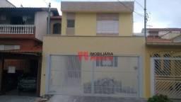 Sobrado com 2 suites à venda, 202 m² - bairro dos casa - são bernardo do campo/sp