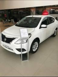 Nissan Versa SV manual 1.6 Flex 2019/2020 0km com lpva 2020 grátis ! - 2019