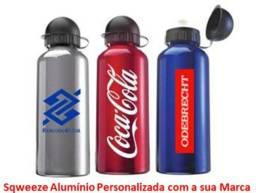 Sqweeze Alumínio - Personalizada com a sua Marca!