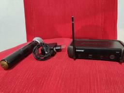 Microfone S/ Fio Shure Sm58a