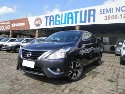 Nissan Versa 1.6 SL 2016/2016 + IPVA 2020 GRÁTIS - 2016