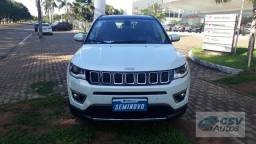 Jeep Compass Limited 2.0 Flex 2018/2019 - 2019