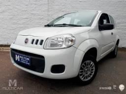 Fiat UNO VIVACE 1.0 EVO Fire Flex 8V 3p - Branco - 2014 - 2014
