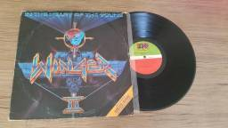 Lp Disco Vinil Winger In The Heart Of Young Hard Rock
