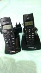 Telefones sem Fio Intelbras Funcionando Perfeitamente R$ 45,00 Cada