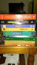 Vendo livros 2o grau FTD