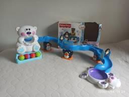 Montanha Urso Polar Fischer Price