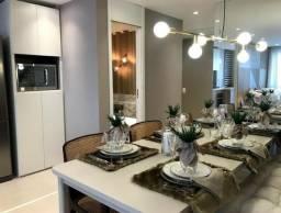 Apartamento novo em Botafogo 2 quartos com suite e lazer completo