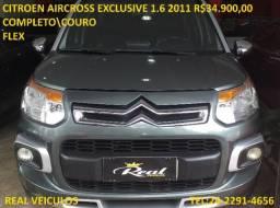 Citroen Aircross Exclusive 1.6, 2011, Muito novo, aceito troca e financio - 2011
