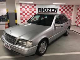 MERCEDES-BENZ C 280 2.8 SPORT V6 GASOLINA 4P AUTOMATICO. - 1995