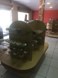 Gondolas expositora para Mercearia conveniência Açougue Distribuidora