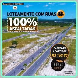Terras Horizonte Loteamento - Ligue e faça uma visita!@!@!