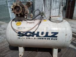Compressor de ar profissional PRA VENDER LOGO
