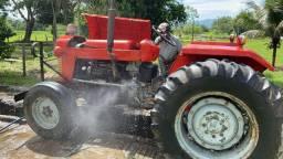 Trator usado Massey Fergusson 65X