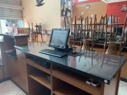 Ponto Comercial no Centro - Cafeteria - Mogi das Cruzes - 90 m²