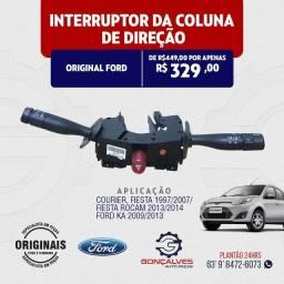 INTERRUPTOR DA COLUNA DE DIREÇÃO ORIGINAL FORD