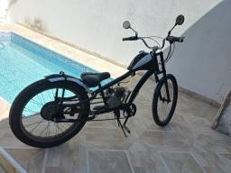 Bike custom motorizada
