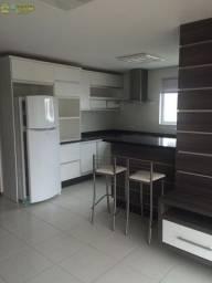 Apartamento mobiliado com 02 quartos, no Centro de Jaraguá do Sul, Sc