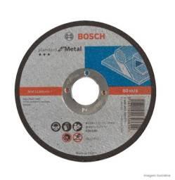 Disco De Corte Para Metal 115mm Grão 30 Bosch Bosch