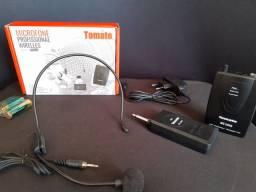 Microfone sem fio Auricular MT-2205 *Novo