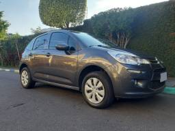Citroen c3 attraction 2018 pure tech 1.2 flex 12v único dono apenas 24mil km