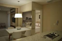 Apartamento no In Mare Bali com 56m2 / Todo mobiliado e decorado