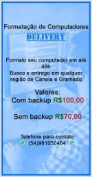 Formatação Computador