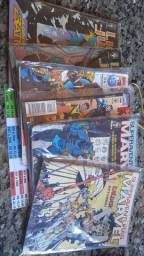 Centenas de HQs super Heróis Formatinho e Formato americano