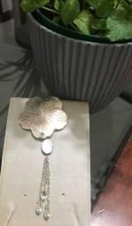 Argolas de prata balê