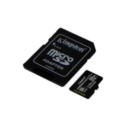 Cartão de Memória Kingston Micro SD 32gb Classe 10 Canvas Select Plus Classe 10
