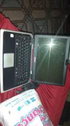 Vendo um notebook com defeito