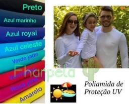 Poliamida com proteção UV
