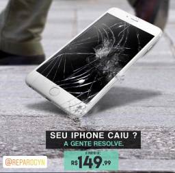 IPhone assistência delivery