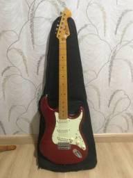 Guitarra Tagima TG 530 Vermelha Usada