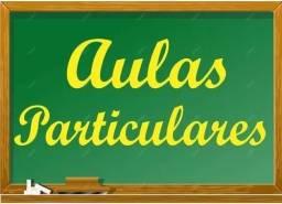 Aulas de reforço: português e espanhol