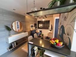 Duque de Caxias - Antecipe se apartamento 2 Qrto(1 SUÍTE) com varanda -ótima localização