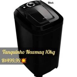Tanquinho Newmaq e Wank 10kg novos