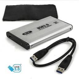 HD 1Terabyte Externo PC e Vídeo Games Super Rápido USB 3.0 com garantia!