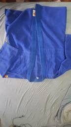 Kimono Dragão A2G Azul JiuJitsu