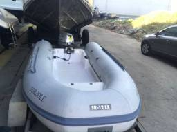 Bote flexboat sr-12 lx
