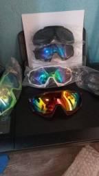 Óculos novos para ciclismo // ANÁPOLIS