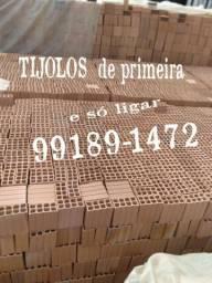 TIJOLOS  pra toda Manaus  estradas  embarcações