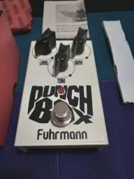 Pedal de guitarra Punch Box