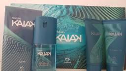 Kit Kaiak Natura masculino Clássico