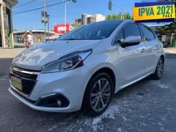 Peugeot 208 Griffe 2017 + 41.000km + IPVA 21 pago + único dono!!!!!!