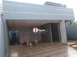 Título do anúncio: Casa 03 Quartos à venda, 121 m² por R$ 270.000 - Residencial Aldeia dos Sonhos - Anápolis/