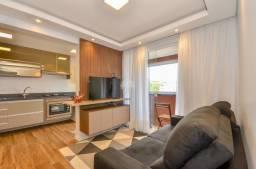 Apartamento à venda com 2 dormitórios em Boa vista, Curitiba cod:932167